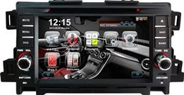 Штатная магнитола 2din Daystar DS-7086HD3S для Mazda CX5,6 2012+, 3S New