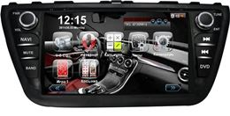 Штатная магнитола 2din Daystar DS-7052HD3S для Suzuki SX4 2013+, 3S New