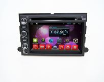 Штатная магнитола Carmedia KR-7057-T8 для Ford 188х118мм Explorer, Expedition, Mustang, F150, F250, F350, F450 на Android 7