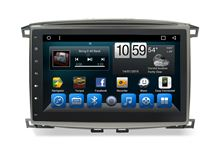 Штатная магнитола Carmedia KR-1099-T8 для Toyota Land Cruiser 100 2002-2008 на Android 7