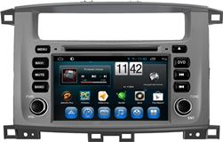 Штатная магнитола Carmedia KR-7083-T8 для Toyota Land Cruiser 100 2002-2007 на Android 7.1