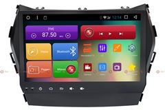 Штатная магнитола Redpower 31210 IPS DSP для Hyundai Santa Fe на Android 7