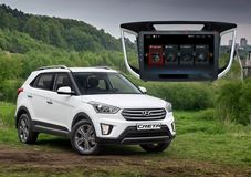Штатная магнитола Redpower 30025 IPS для Hyundai Creta на Android